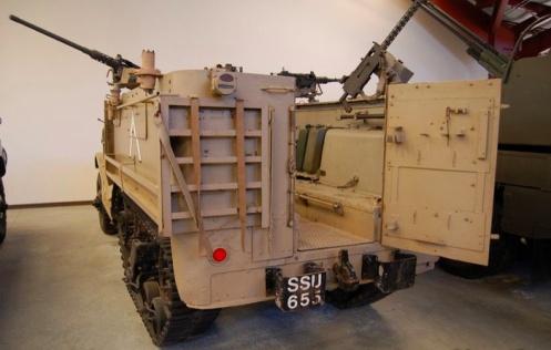 M3 Mk. B Halftrack