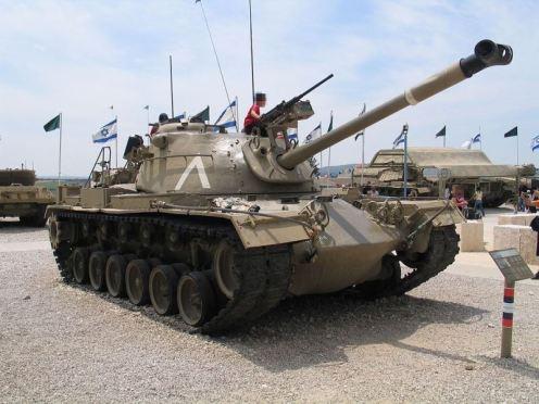 M48A3-Patton-latrun (1)