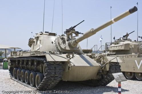 M48A3 Patton (Magach 3)