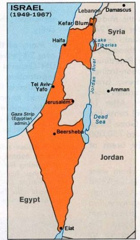 Mapa-Historico-de-Israel-48 a 1967