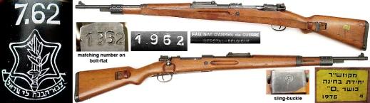 Mauser 98K FN