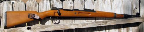 Mauser belga FN para Israel