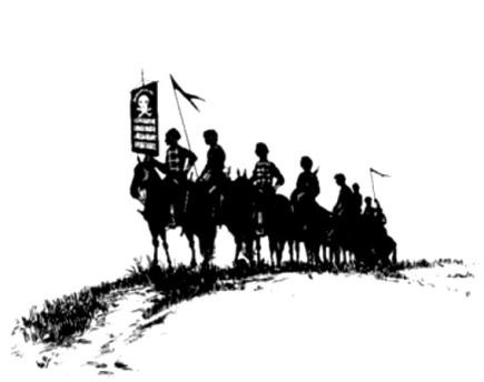 Nestor Makhno-Ejército Negro.