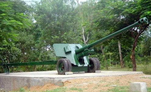 cañón BS-3 100mm