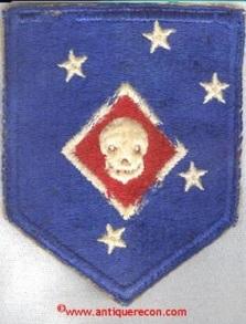 parche Skull Marine Raiders