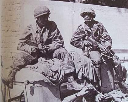 Prisioneros jordanos 1967.guerra de los seis dias