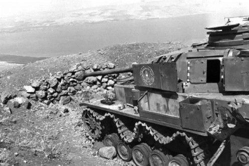 Resultado de imagen de panzer iv seis dias siria