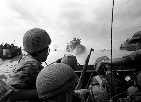 six  days war 1967