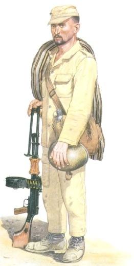 Soldado egipcio 1967