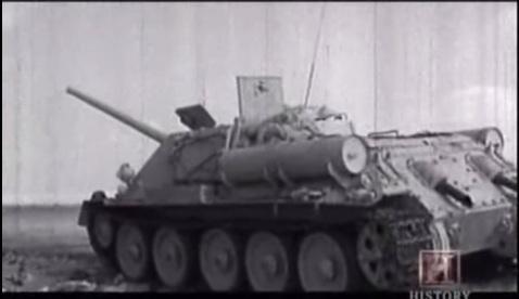 SU-100 guerra de los seis dias 1967