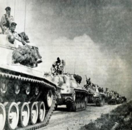 tanques jordanos 1967 t