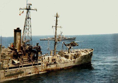 USS Liberty guerra de los seis dias 1967
