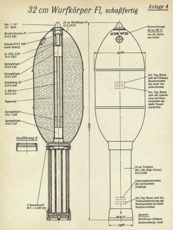32cm-wurfkorper-nebelwerfer-rocket