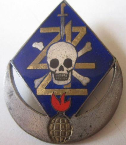 4° Régiment de Zouaves, Corps Franc d