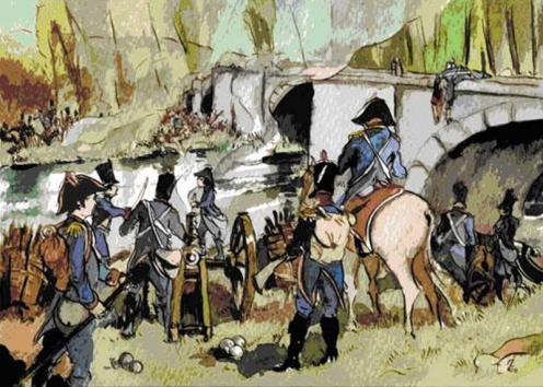 batalla de Pontesampaio