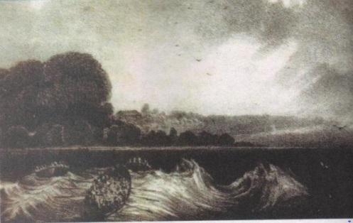 desembarco de tropas britanicas en Quilmes