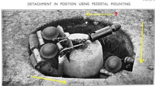 espiga pedestal mortero