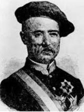 General Carlista Don Antonio Lizarraga y Esquiroz