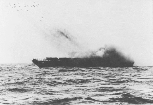 Landing Craft Tank (Rocket) (5)