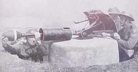 mortar 39mm bb