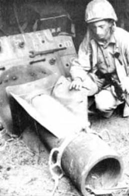 mortar type 98 -320mm