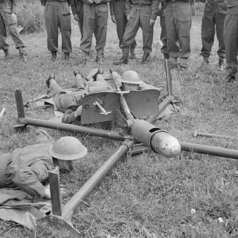 mortero espiga 29mm