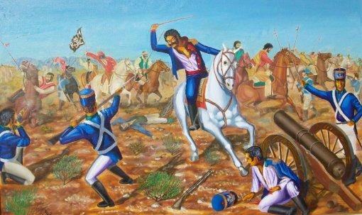 Quiroga en La Tablada