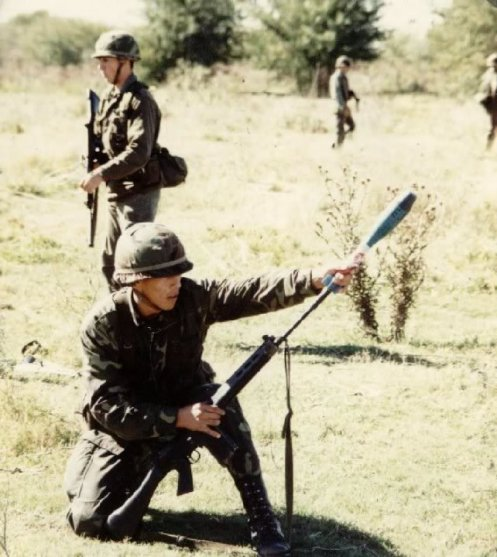 ejército argentino