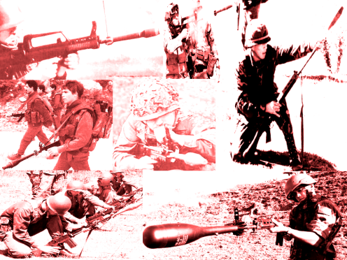 granada de fusil-