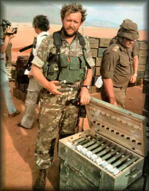 granada  M60P1South African Border War
