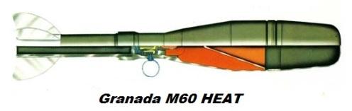 M60 granada AT