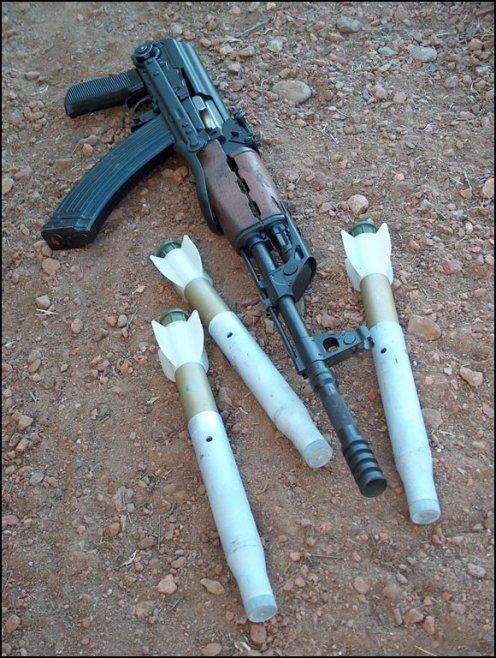 Yugoslavian M70 AK47 Grenade Launcher