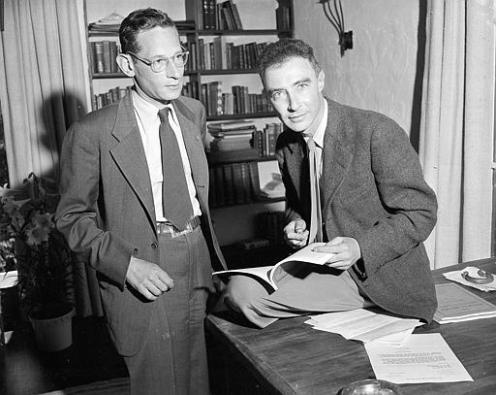 Serber Oppenheimer 1946