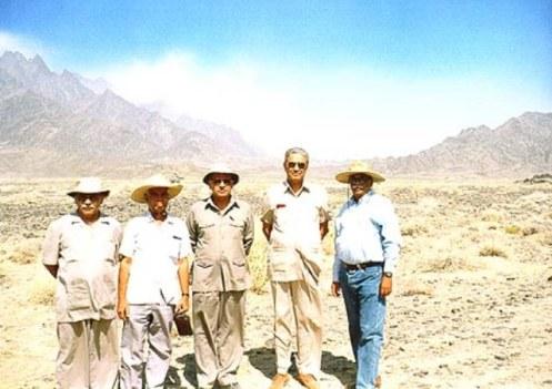 Cientificos pakistanies