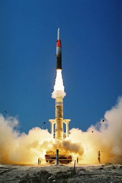 misil táctico flecha