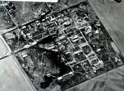 planta de producción de uranio 235