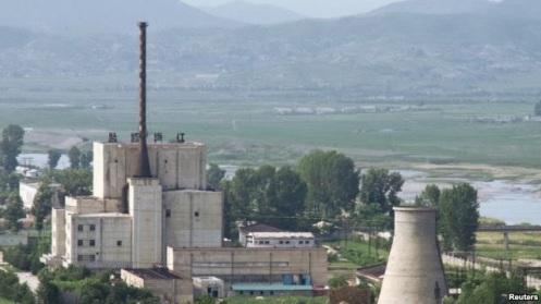 reactor corea del norte
