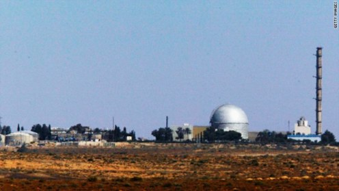 Reactor de Dimona (1)