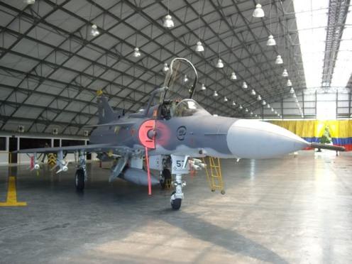 Colombia Kfir-c-10-fac