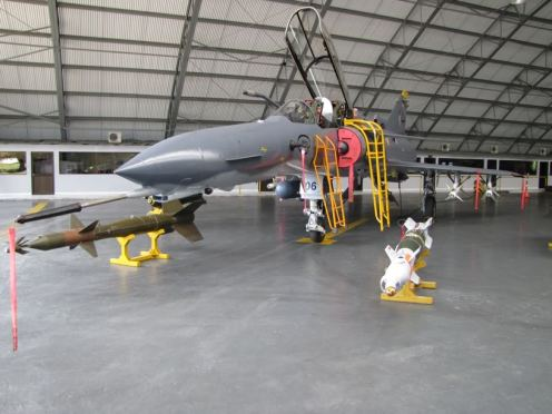 Colombia Kfir-tc-12