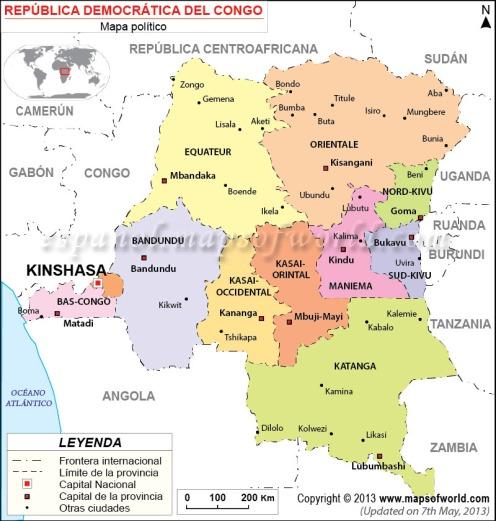 mapa-de-la-republica-democrática-del-congo
