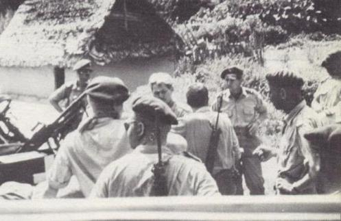 mercenarios blancos de Katanga