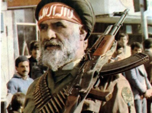 2-Men iran irak