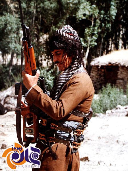 combatiente kurdo-irak irak 80-88