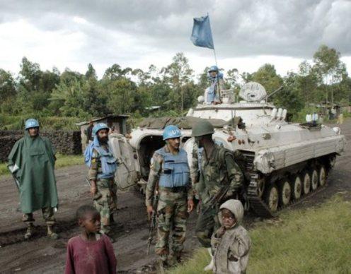 Congo -ONU