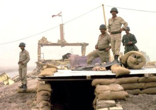 frente iraqui-los pantanos