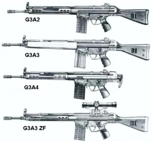 G3_rifle_variantsd