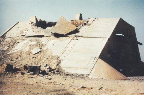hangar iraki H3 base