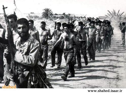 iraki pow