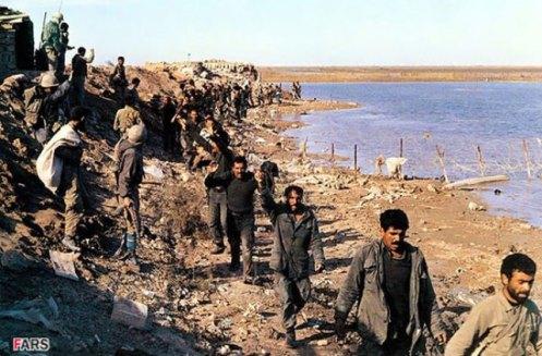 iran irak 80-88 (1) POW